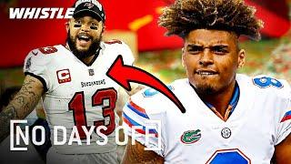 Philadelphia Eagles WR Trevon Grimes Wants To Be The NEXT Mike Evans!