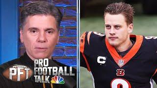 PFT PM Mailbag: How will Joe Burrow adapt with Bengals O-Line hurt? | Pro Football Talk | NBC Sports