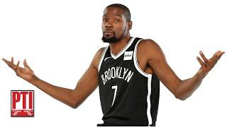 Should Kevin Durant suit up in the playoffs for the Nets? | Pardon The Interruption