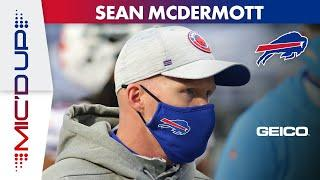 Sean McDermott Mic'd Up In Win Over Chargers! | Buffalo Bills