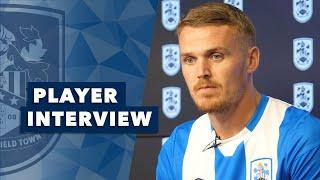 WARD SIGNS! PLAYER INTERVIEW | Danny Ward on returning to Huddersfield Town