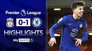 Mount goal puts Chelsea 4th as Liverpool lose at home again | Liverpool 0-1 Chelsea | EPL Highlights