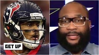 Reacting to the Texans telling teams they won't trade Deshaun Watson | Get Up