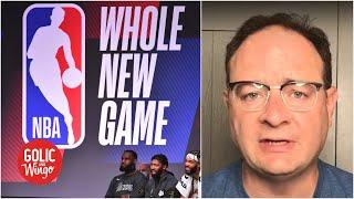 The NBA's bubble might be going even better than they hoped so far - Woj | Golic and Wingo