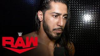 Mustafa Ali on making up for lost time: WWE Network Exclusive, July 20, 2020