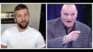 'JOHN FURY WANTS A ROLL AROUND ON THE COBBLES - GYPSY STYLE' - CARL FROCH ON JOHN FURY v MICK THEO