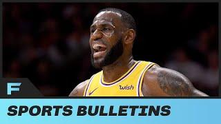 Lebron James Calls Out Media For NEGATIVE Portrayal Of Protests