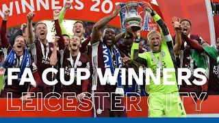 Leicester City Lift The FA Cup | Chelsea 0 Leicester 1 | 2020/21
