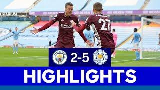 Fantastic Foxes Earn Momentous Win At Etihad Stadium | Manchester City 2 Leicester City 5 | 2020/21