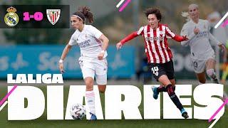 Real Madrid 1-0 Athletic Club | A fantastic Marta Cardona strike!