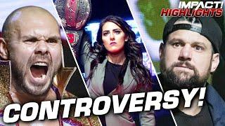 CONTROVERSY as Michael Elgin vs Eddie Edwards Best of 5 Concludes! | IMPACT! Highlights Mar 10, 2020