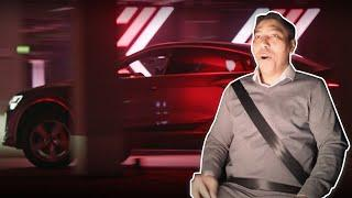 Giovane Elber's crazy driving experience | Audi X FC Bayern