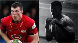 RUGBY TO BOXING - THE GLASGOW WARRIOR NICK CAMPBELL / SCOTLANDS FIRST BRITISH HEAVYWEIGHT CHAMPION?