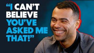 Ashley Cole on Battles with Ronaldo, Biggest Fears & THAT Roma Team Photo