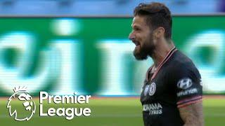 Olivier Giroud completes Chelsea's comeback against Aston Villa | Premier League | NBC Sports
