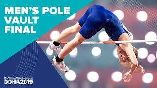 Men's Pole Vault Final | World Athletics Championships Doha 2019