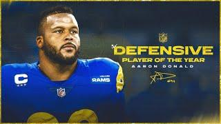 Defensive Player of the Year Aaron Donald's 2020 highlights
