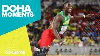 Peters Launches to Javelin Gold | World Athletics Championships 2019 | Doha Moments