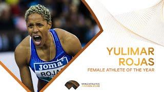Yulimar Rojas | Female Athlete of the Year