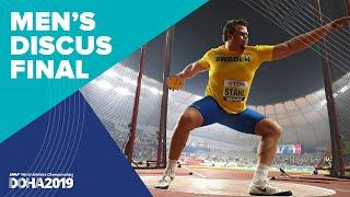 Men's Discus Final | World Athletics Championships Doha 2019