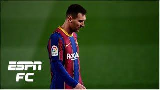 'The contract that DESTROYS Barcelona' Has Lionel Messi's contract crippled Barca? | ESPN FC