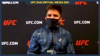 Henry Cejudo Explains Cruz and Aldo Callouts: 'They've Paid Their Dues' - MMA Fighting