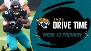 Browns at Jaguars: Week 12 Preview | Jags DriveTime