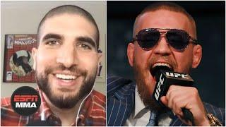 Ariel Helwani makes his pick for Conor McGregor's next fight | ESPN MMA