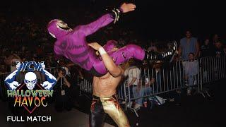 FULL MATCH - Eddie Guerrero vs. Rey Mysterio – Title vs. Mask Match: WCW Halloween Havoc 1997