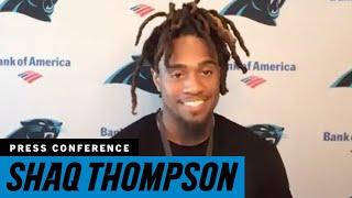 Shaq Thompson talks about his new leadership role in 2020