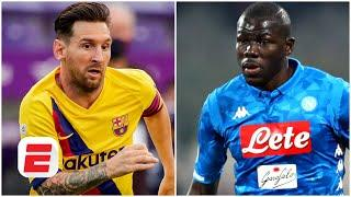 Man City Transfer Talk: Lionel Messi & Kalidou Koulibaly the final pieces to Pep's puzzle? | ESPN FC