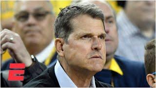 Should Jim Harbaugh leave Michigan and return to the NFL? | Keyshawn, JWill & Zubin
