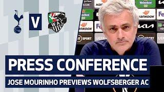 """We'll go with a strong side"" 
