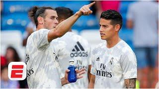 Gareth Bale & James Rodriguez set for an Everton move … Is this NONSENSE?!   Transfer Talk