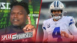 Dak outplayed his rookie contract, talks Jimmy G — LaVar Arrington | NFL | SPEAK FOR YOURSELF