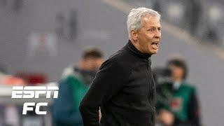 What is Lucien Favre doing subbing Erling Haaland off in a tie game!? - Fjortoft | ESPN FC