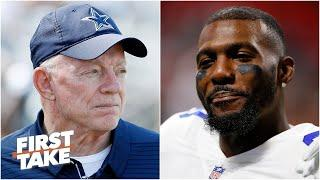 Dez Bryant rips the Cowboys for signing Andy Dalton before paying Dak Prescott | First Take