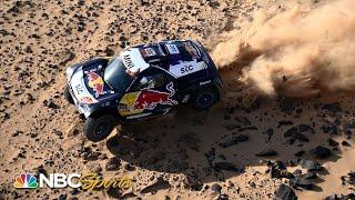Dakar Rally Stage 3 | EXTENDED HIGHLIGHTS | Motorsports on NBC