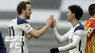 Harry Kane COMPLETELY changes Tottenham and Heung-Min Son | ESPN FC