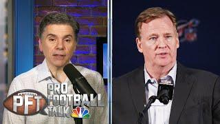 'Extremely small chance' NFL season doesn't happen | Pro Football Talk | NBC Sports