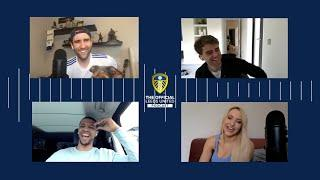 Bamford and Dallas put aftershave on before games   The Official Leeds United Podcast