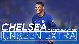 Thiago Silva Heads Home First Chelsea Goal & Werner Scores Again | Unseen Extra