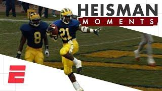 Desmond Howard's Heisman Moment inspired a million impressions | ESPN College Football