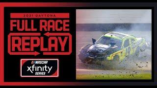 Beef. It's What's for Dinner. 300 from Daytona | NASCAR Xfinity Series Full Race Replay