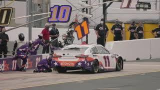 No. 11 issued safety penalty for Coca-Cola 600, crew chief suspended   NASCAR at Charlotte