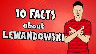 10 facts about Robert Lewandowski you NEED to know!  Onefootball x 442oons