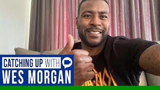 Video Call Catch Up | Wes Morgan