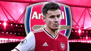 Arsenal To REJECT Chance To Sign Philippe Coutinho?! | Transfer Talk