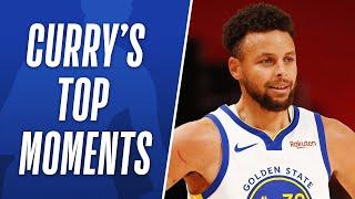 """Look At Curry... So Inspirational""  Stephen Curry's TOP Moments From The Season So Far‼"