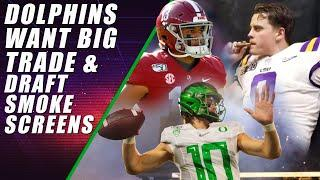 Could the Bengals Trade #1 Pick & Should NFL Move the Draft?